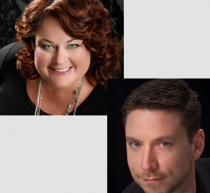 Mary Fisk Taylor & Jamie Hayes