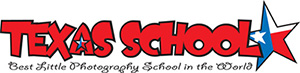 Texas School of Professional Photography Retina Logo